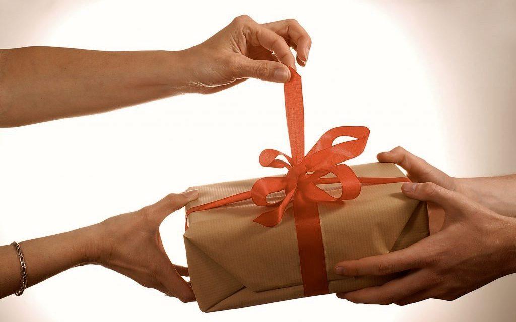 Reciclar regalos navideños
