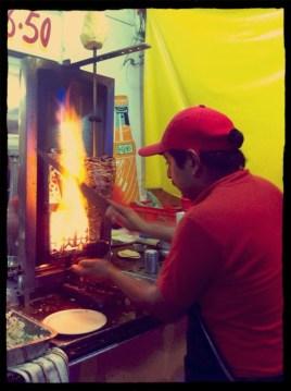 the taquero