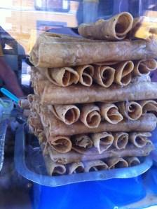 Stacked Tacos Dorados