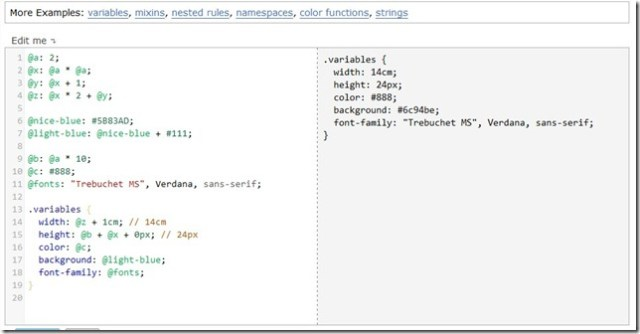 LESS compiler in PHP - lessphp - Opera_2