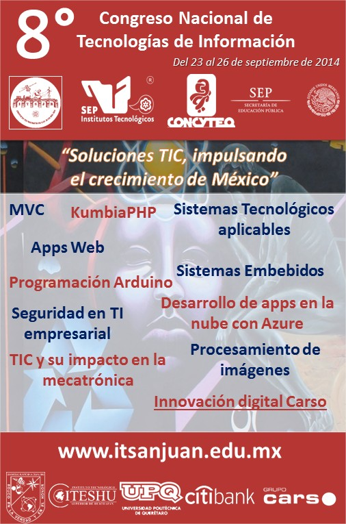 Taller KumbiaPHP Mexico ITSJR