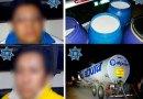 Pretendían robar leche de un camión y son detenidos en el El Marqués