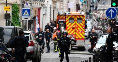 Reportan toma de rehenes en París