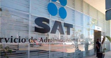 El SAT cacha a 53 factureros