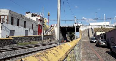 Lo arrolla el tren a la altura de Corregidora