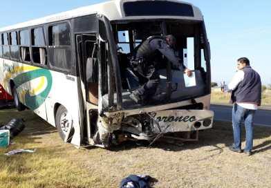 Choque en Coroneo deja al menos 18 lesionados