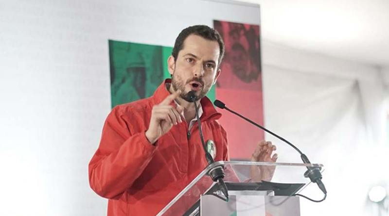 Al PRI en Colón no le preocupa Alejandro Ochoa: Paul Ospital
