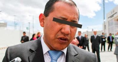 La Fiscalía general del estado continua investigación en contra Alejandro Ochoa