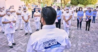 Roberto Sosa Pichardo expuso su plan de trabajo