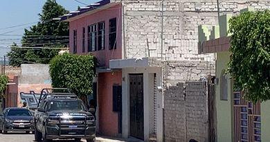 Ejecutan a familia en Castillo Guanajuato