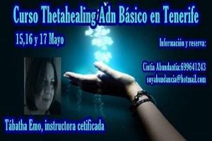 """"""" Curso Adn Básico de Thetahealing en Tenerife"""""""