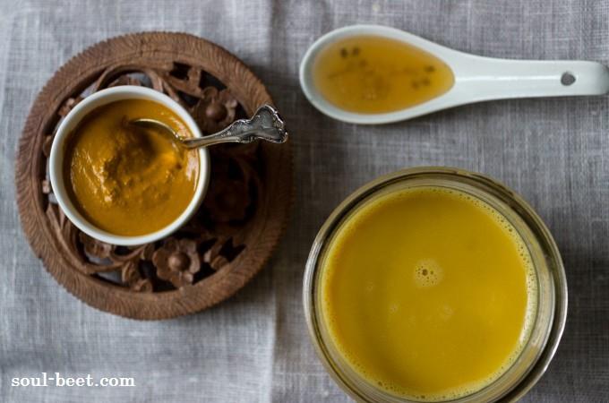 Leche de oro,  curativa, barata y natural