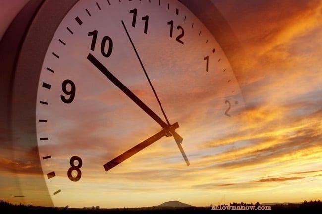 Tienes un momento? Tiempo para ti…