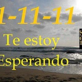 """""""11 de """"Noviembre de 2018 Vibración 11"""""""