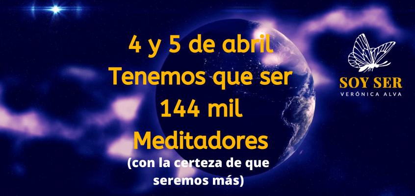 La Meditación del 4/5 de Abril en 4 Pasos (aunque nunca hayas meditado)