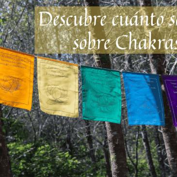 Descubre cuánto sabes sobre los Chakras