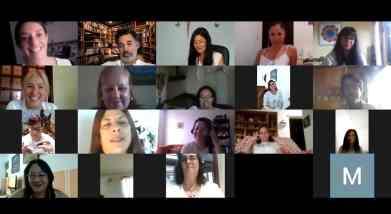 Masaje de Chakras online