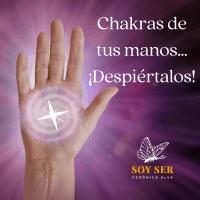 Los Chakras de las Manos ¡Siente Tu Energía!