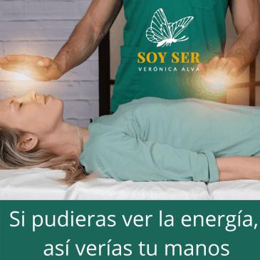 El Poder de la Energía Curativa en Tus Manos (Te comparto mi historia)