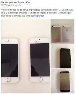 iphonesFacebook