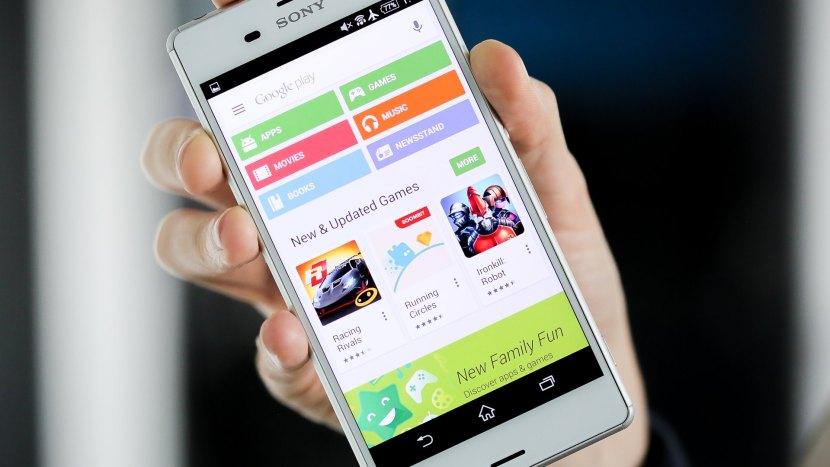 Google Play Store seguridad