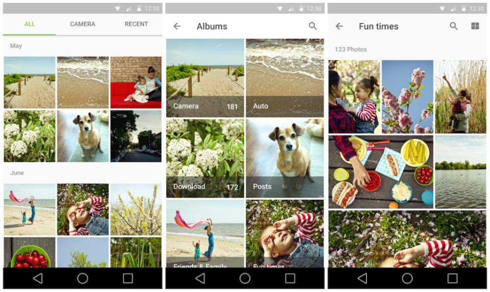 Android-L-Material-Gallery-Photos