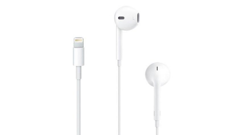 earpods-lightning iPhone 7