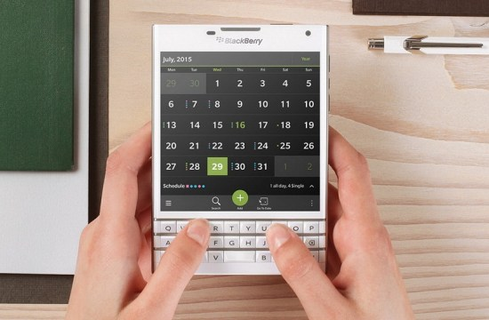 BlackBerry cierra la producción de teléfonos móviles