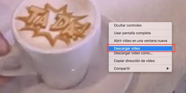 descargar videos de Facebook a tu PC