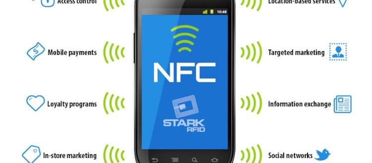 NFC en celular Android