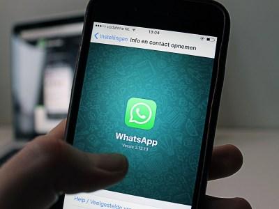 WhatsApp incorporará función de pago