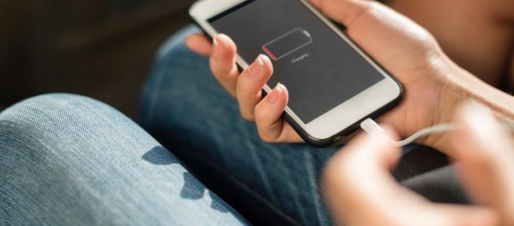 batería de celular