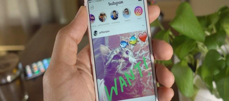 instagram stories portada
