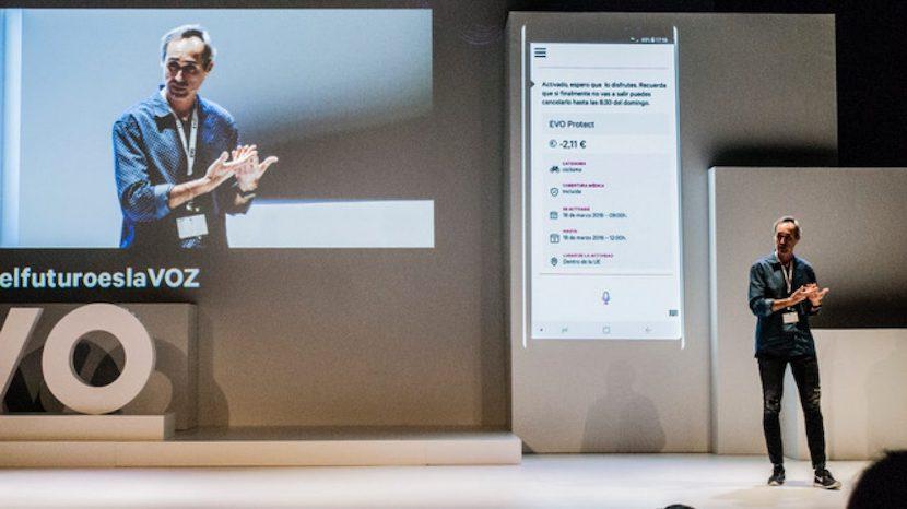evo banco integrará un asistente virtual por voz