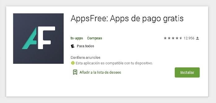 aplicaciones premium gratis