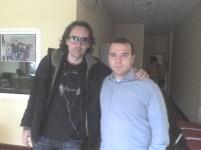 Año 2007 en Punto Radio. Compartiendo emisora con Risto Mejide.