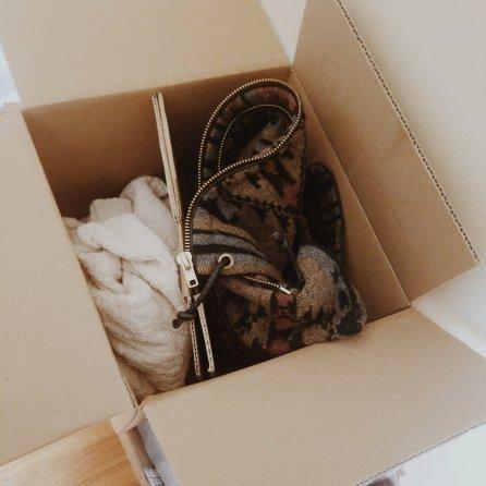 clean out your closet stress free! soyvirgo.com