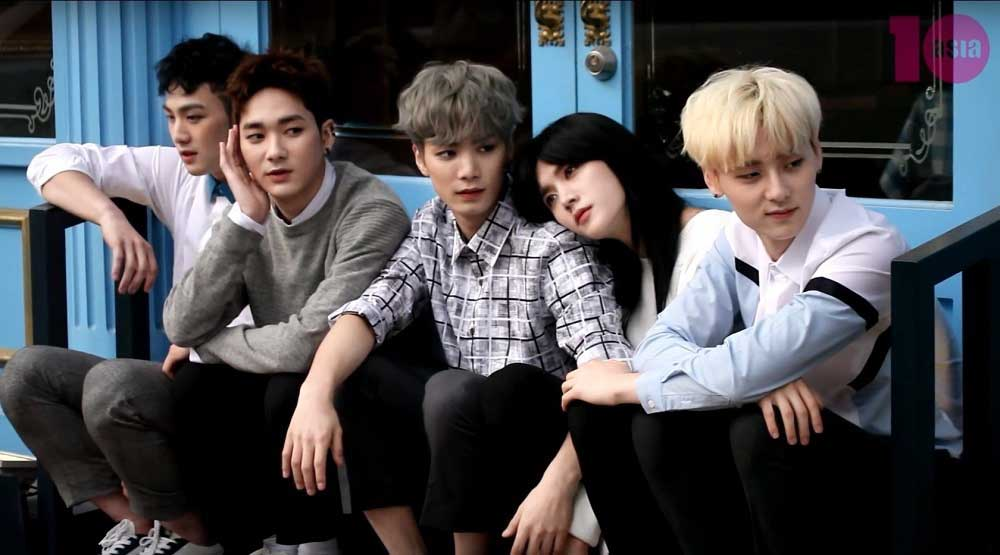 5 kpop favorites: Nu'est 뉴이스트 songs