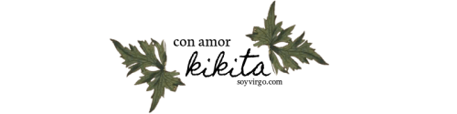 con amor kikita soyvirgo.com signature