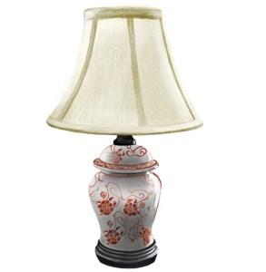 シノワズリ風ランプ