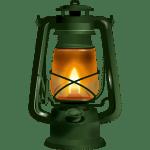 石油ランプ