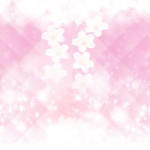 淡い桜,テクスチャー