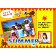 フォトアルバム (夏イラスト・イエロー・A4)
