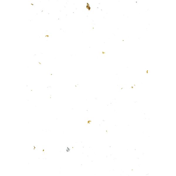 背景画像 和紙のテクスチャ(白×金箔)(カラー)
