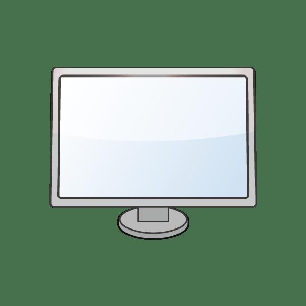 ビジネス デスクトップパソコン(モニター一体型)(カラー)