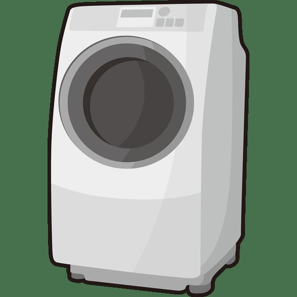 家庭・生活 洗濯機(ドラム式洗濯機)(カラー)