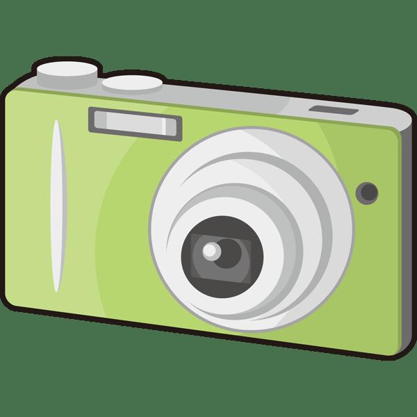 家庭・生活 デジタルカメラ(カラー)