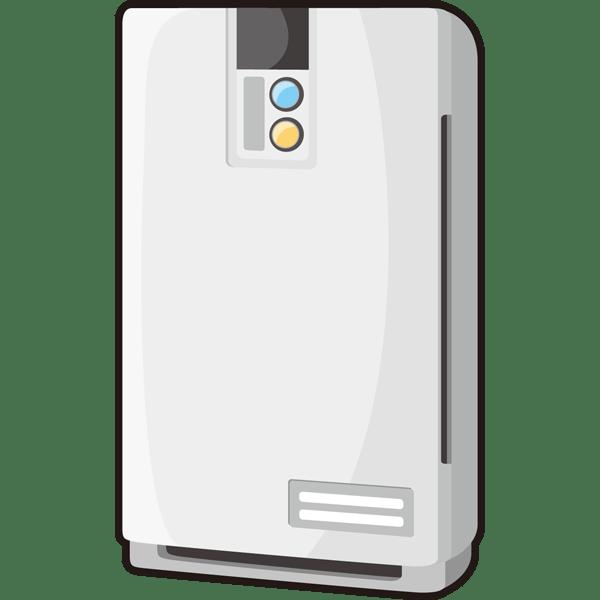 家庭・生活 空気清浄器(カラー)