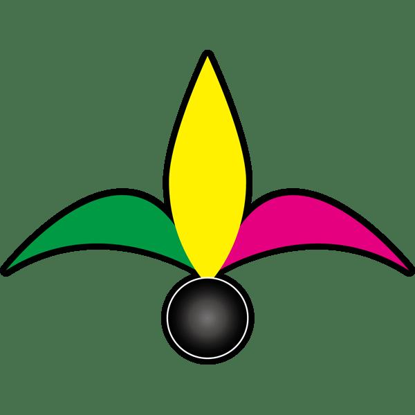 年中行事 羽根(カラー)