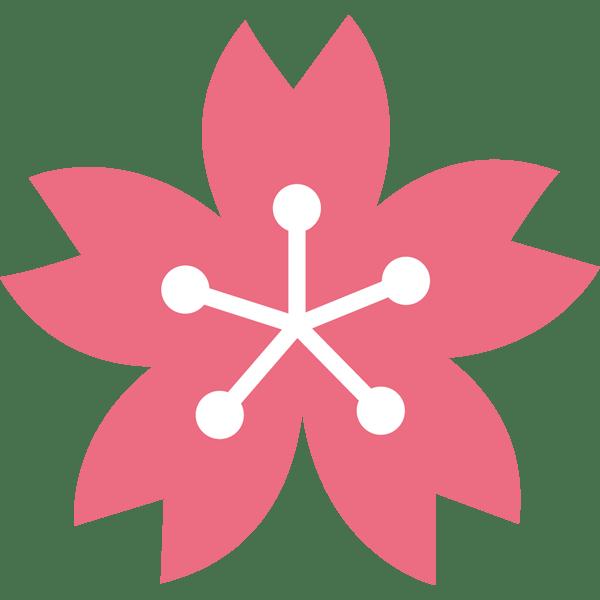 年中行事 桜(桜の花びら)(カラー)
